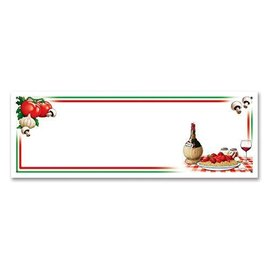 Banner-Italian Night-5ftx21in