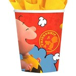 Cups-Paper-Charlie Brown-8pk-Paper