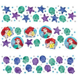 Confetti-Little Mermaid Ariel-1.2oz