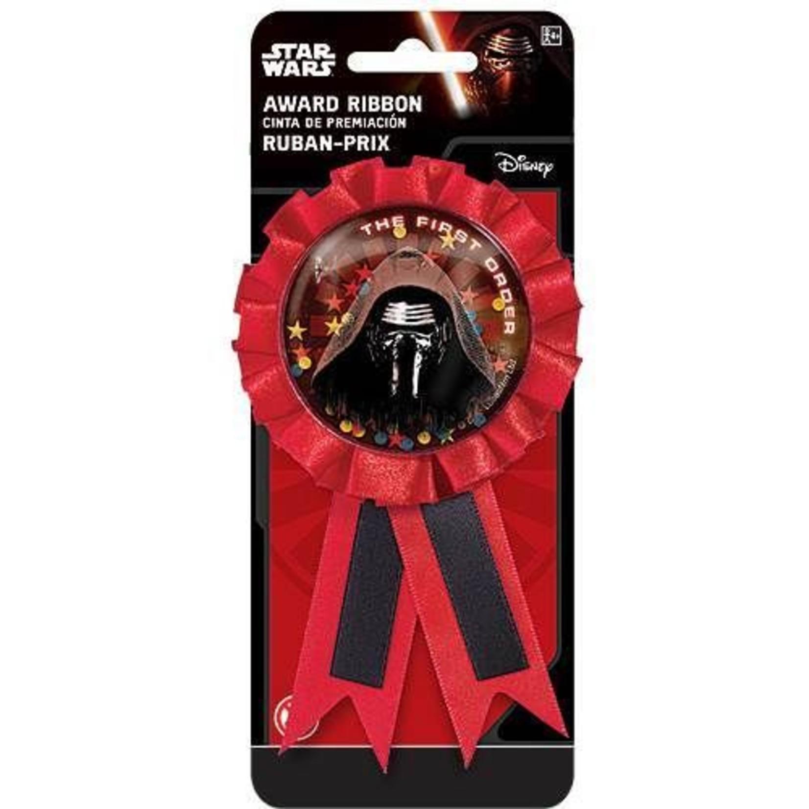 Award Ribbon-Star Wars w/Confetti