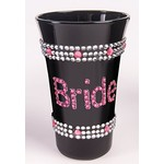 Shot Glass - Bride Pink