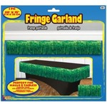 Fringe Garland Green