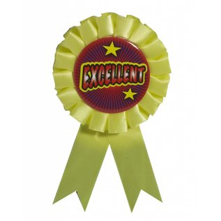 Award Ribbon - Excellent