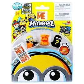 Despicable Me - Mineez 3pk
