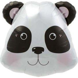 """Foil Balloon - Panda - 23"""""""