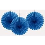 Paper Fans - Royal Blue
