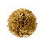 Puff Ball - Gold - Paper