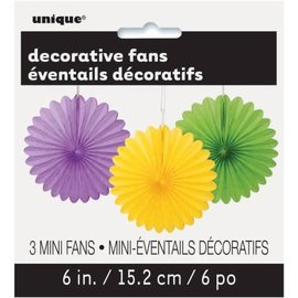 Paper Fan - Tropical Assortment