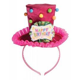 Hat - Happy Birthday Top Hat