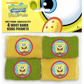 Wrist Bands - SpongeBob