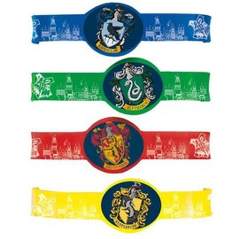 Bracelets-Harry Potter-4pk