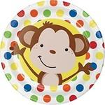 Plates BEV - Monkey