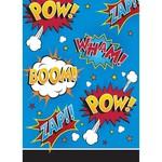 Loot Bags - Super Hero Slogans