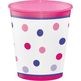 Favour Cups - Sweet Stripes Girl/Final Sale