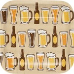 Plates Bev - Beers and Cheers- Discontinued