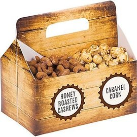 Snack Server Box - Cheers and Beers