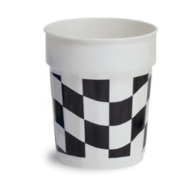 Favour Cups - Checkered