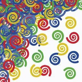 Confetti - Rainbow Swirl Confetti