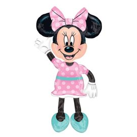 Foil Balloon-Airwalker-Minnie Mouse