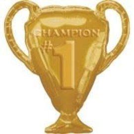 Foil Balloon - Champion #1