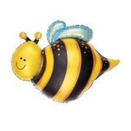 Foil Balloon-Supershape-Smiling Bumble Bee