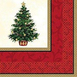 Napkins DN - Classic Christmas Tree