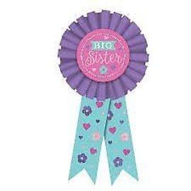 Award Button - Big Sister