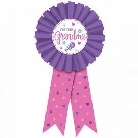 "Award Ribbon-""I'm the Grandma"""