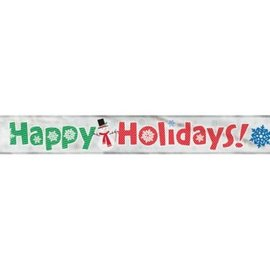 Banner - Happy Holidays