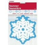 Banner - Snow Flake
