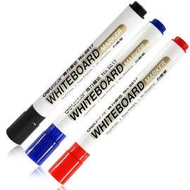 White Board Markers - 3 colours