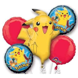 Foil Balloon Pckg - Pokemon