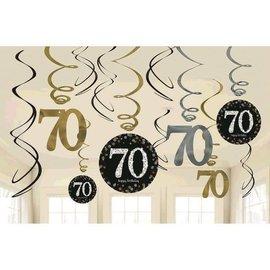 Swirls - Sparkling Celebration 70