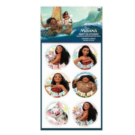 Stickers - Moana