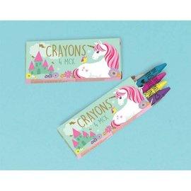 Crayons- Magical Unicorn