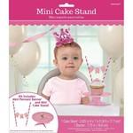Cake Stand - 1st Birthday Kit Pink