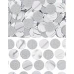 Confetti - Silver Glitter & Foil Circles 2.25oz