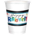 Cups - Plastic - Officially Retired (25PK)