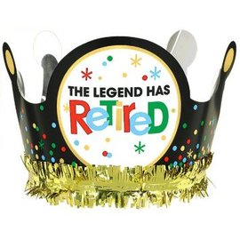 Crown Officially Retired