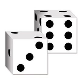 Card Boxes - Dice - 2 Pieces