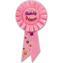 Award Ribbon - Birthday Princess