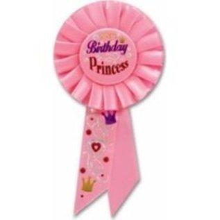 Award Ribbon - Birthday Princess
