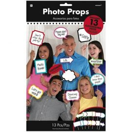 Photo Booth Photo Props - Signs