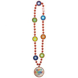 Balloon Bash Bead Necklace