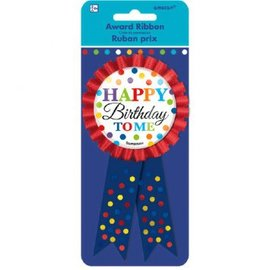 Award Ribbon - Bright Birthday