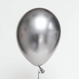 """Latex Balloons - Chrome Gold/Silver/Purple/Pink/Green/Blue - 11"""""""