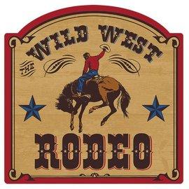 """Cutout - Western 13"""""""