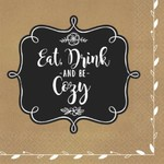 Lunch Napkins- Homemade and Delicious- 16pk/2ply/Discountinued/Final Sale