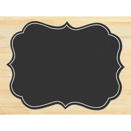 Marquee Chalkboard Easel Sign