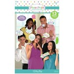 Photo props - Baby Shower- 13pk